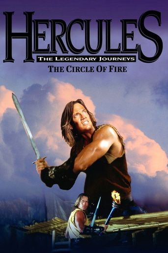 Hercules and the Circle of Fire Poster