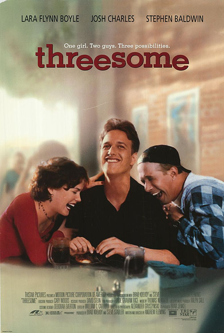 Threesome Poster