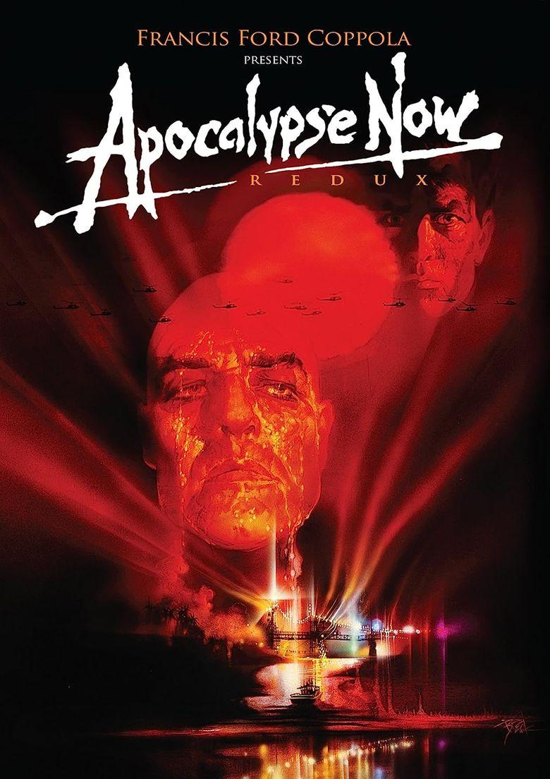 Apocalypse Now Redux Poster