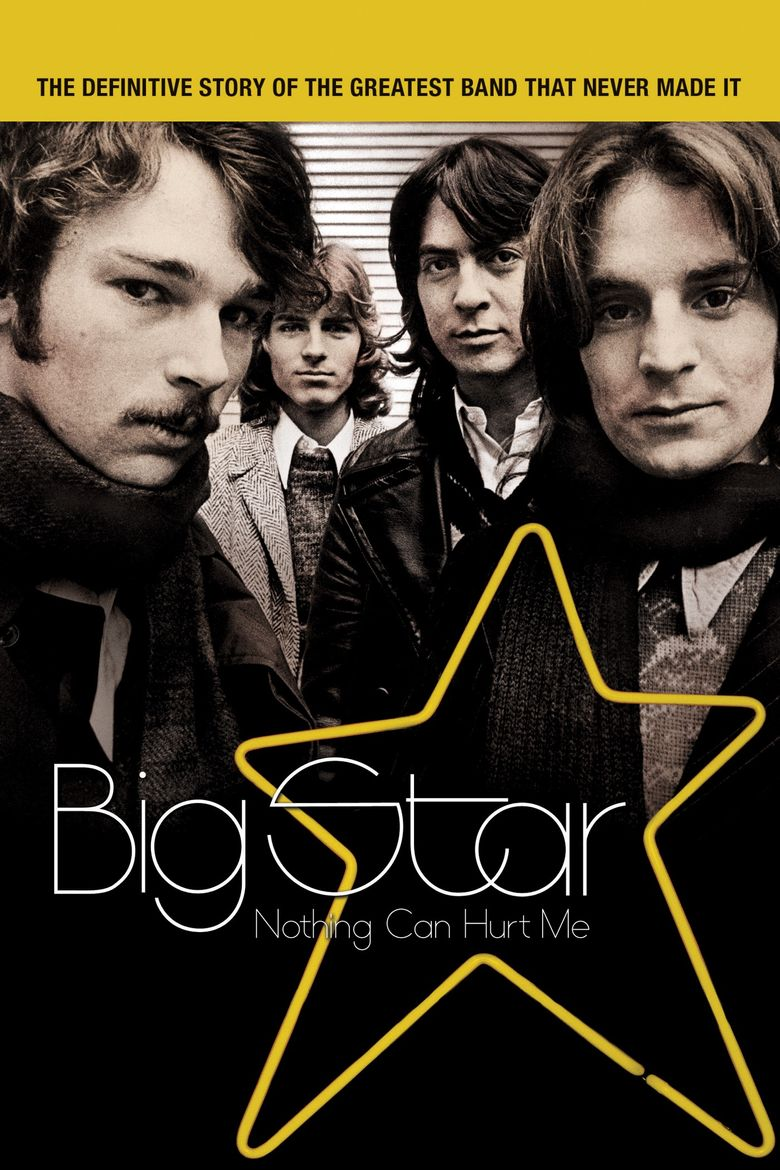Big Star: Nothing Can Hurt Me Poster