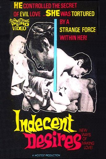Indecent Desires Poster