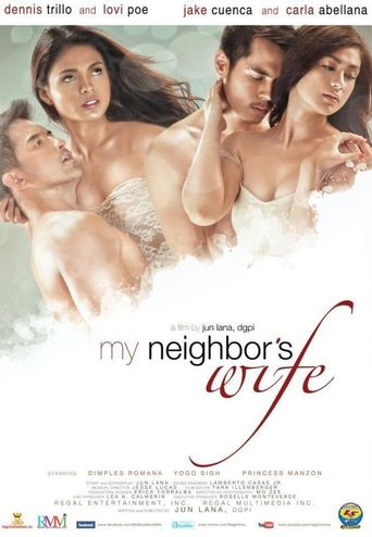 My Neighbor's Wife Poster