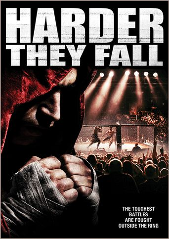 Harder They Fall Poster