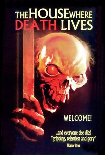 The House Where Death Lives Poster