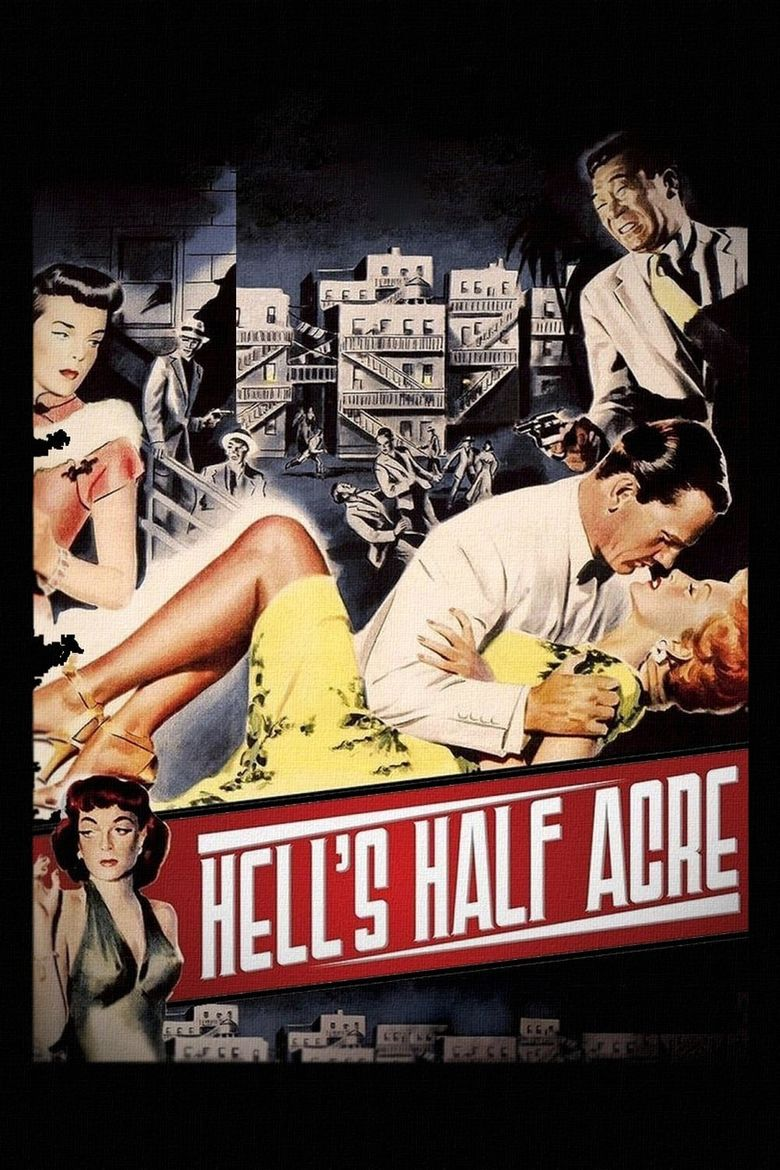 Hell's Half Acre Poster