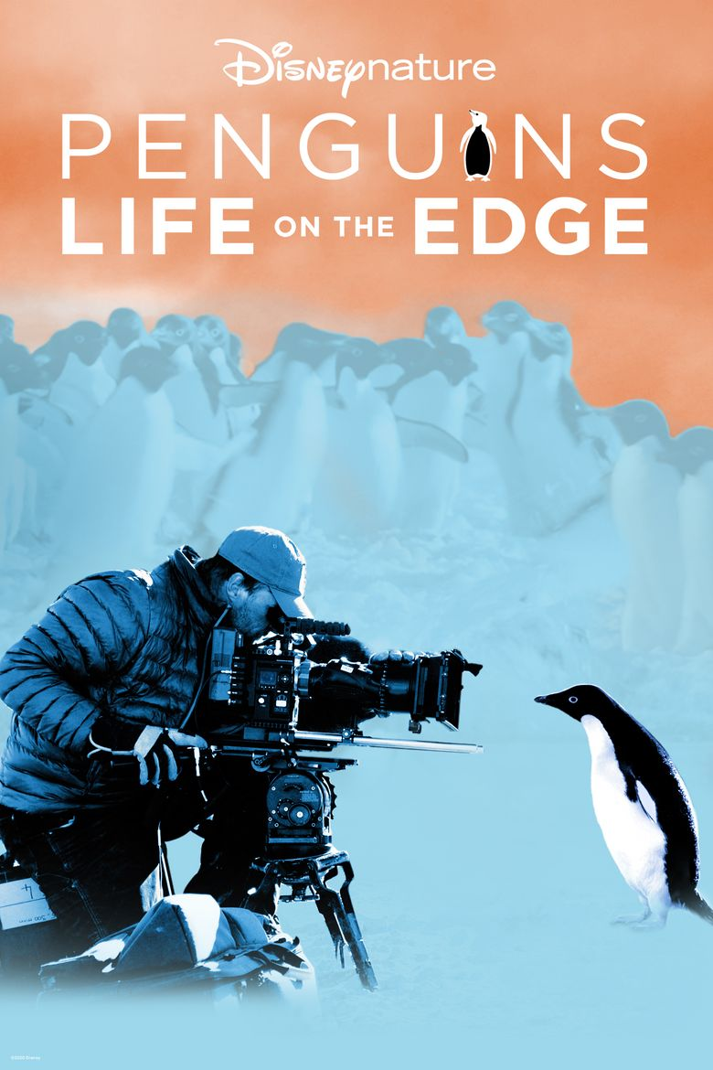 Penguins: Life on the Edge Poster