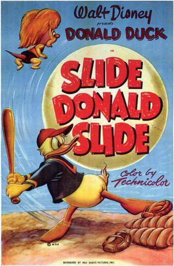 Slide Donald Slide Poster