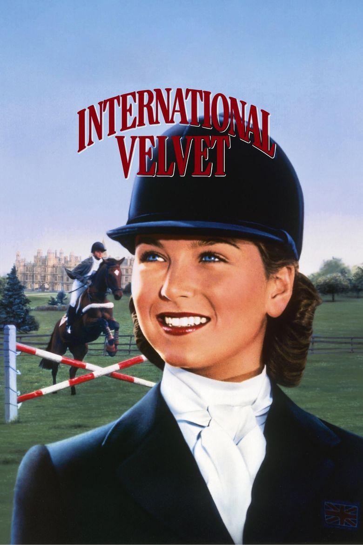 International Velvet Poster