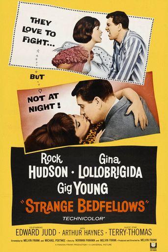 Strange Bedfellows Poster