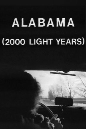 Alabama: 2000 Light Years from Home Poster