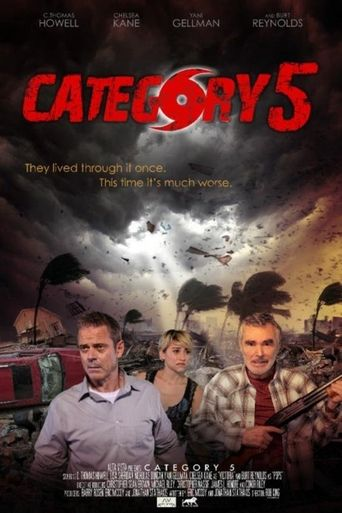 Category 5 Poster