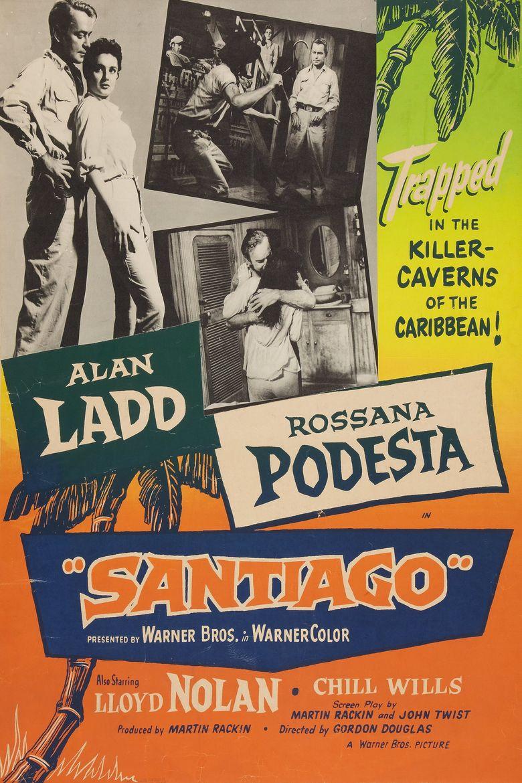 Santiago Poster