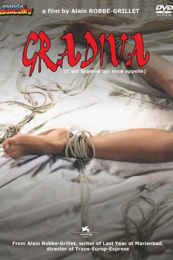 It's Gradiva Who Is Calling You Poster