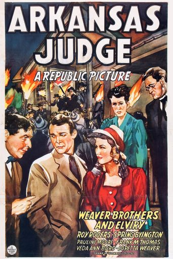 Arkansas Judge Poster