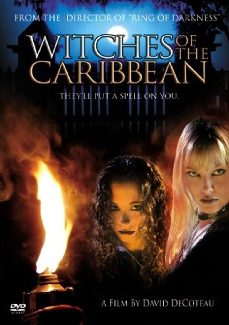 Witches of the Caribbean Poster