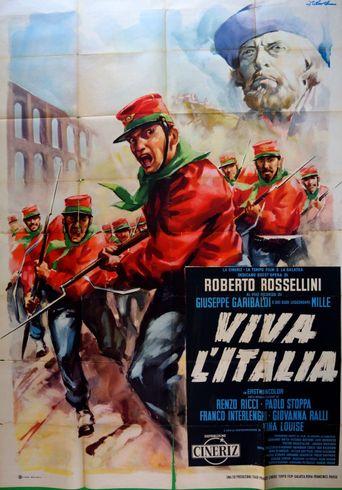 Viva l'Italia! Poster