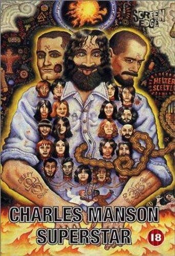 Charles Manson Superstar Poster