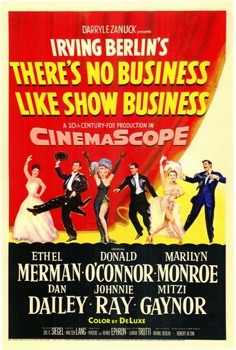 Watch There's No Business Like Show Business