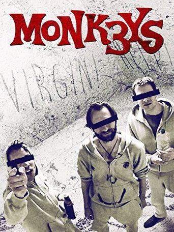 Monk3ys Poster