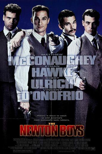 The Newton Boys Poster