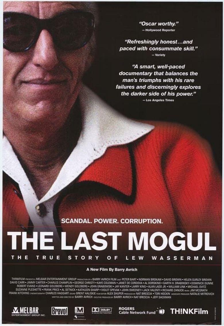 The Last Mogul Poster