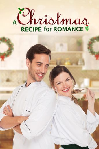 A Christmas Recipe for Romance Poster