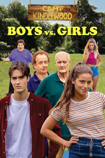 Boys vs. Girls Poster