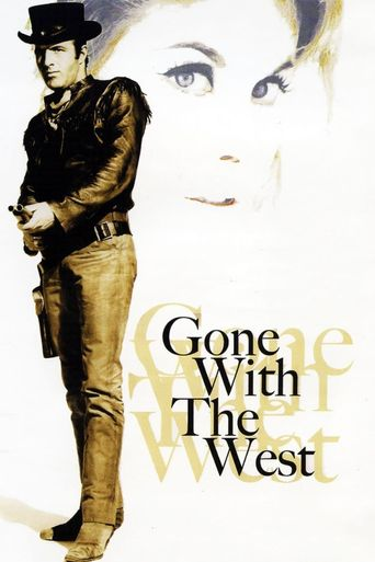Gone With the West Poster