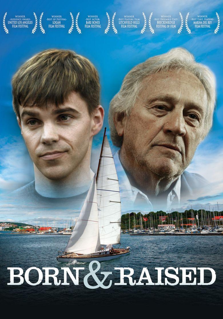 Born & Raised Poster