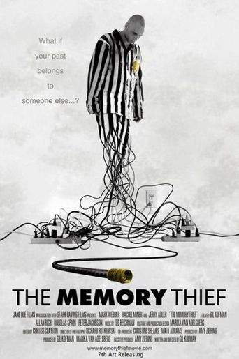 The Memory Thief Poster