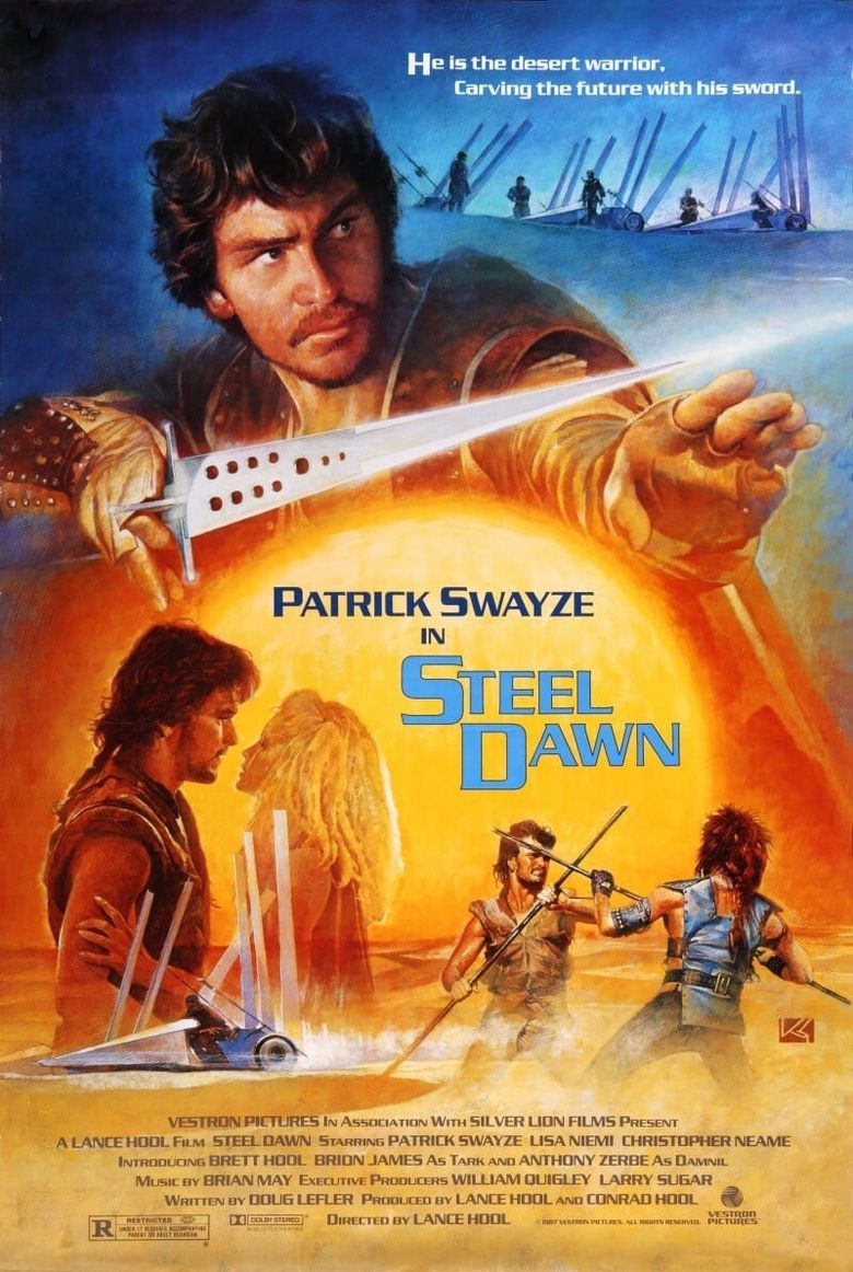 Steel Dawn Poster