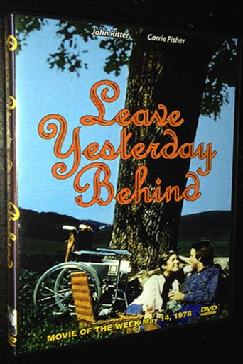 Leave Yesterday Behind Poster
