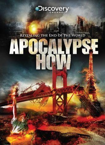 Apocalypse How Poster