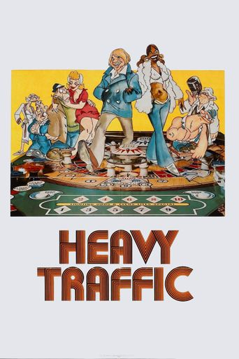 Heavy Traffic Poster