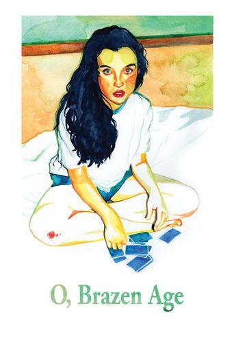 O, Brazen Age Poster