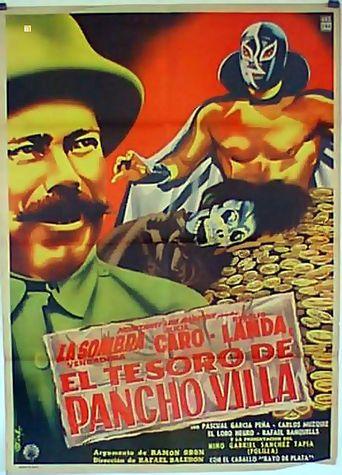 El tesoro de Pancho Villa Poster