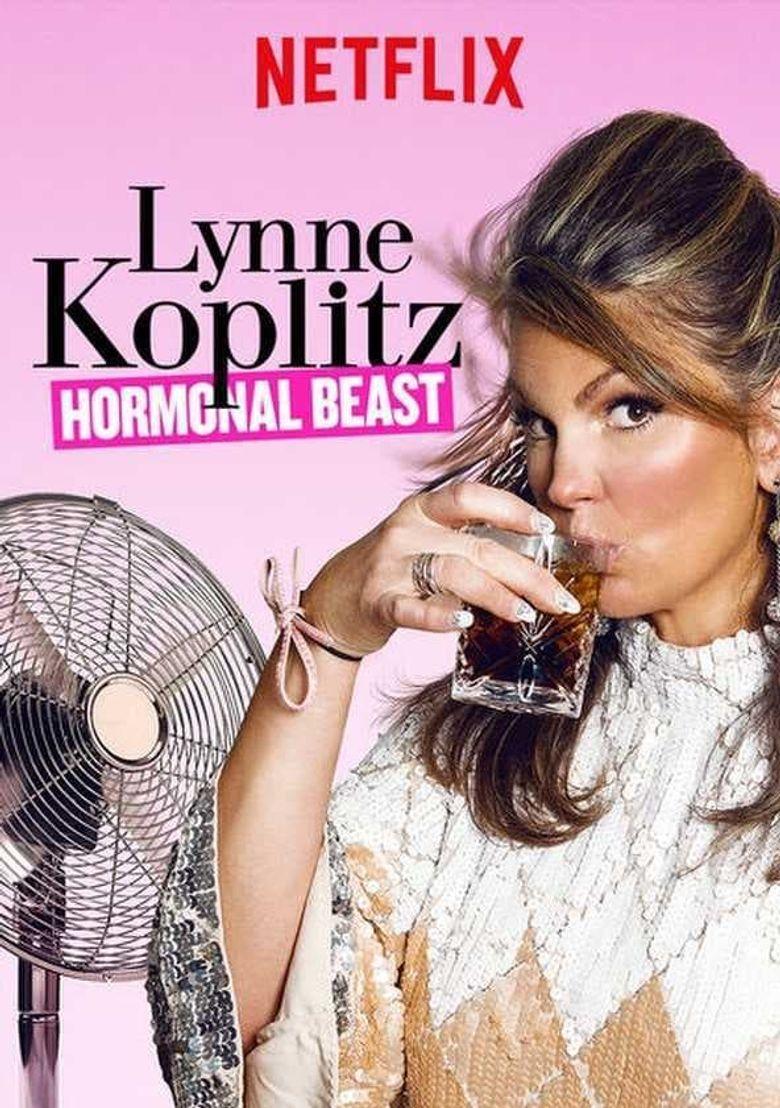 Lynne Koplitz: Hormonal Beast Poster
