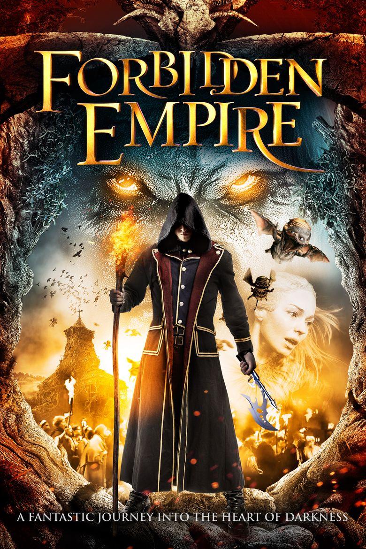 Forbidden Empire Poster