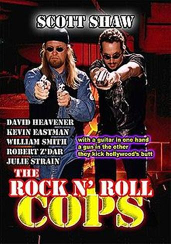 The Rock 'n Roll Cops Poster