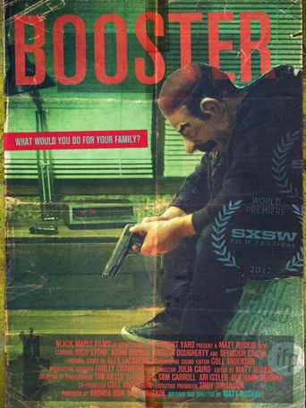 Booster Poster