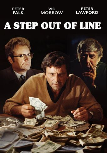 A Step Out of Line Poster