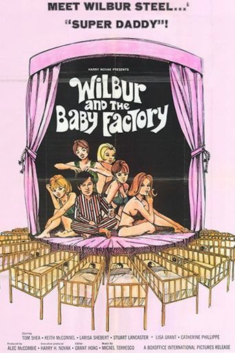 Wilbur and the Baby Factory Poster