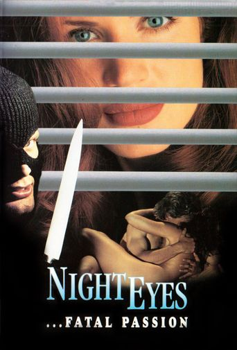 Night Eyes 4: Fatal Passion Poster
