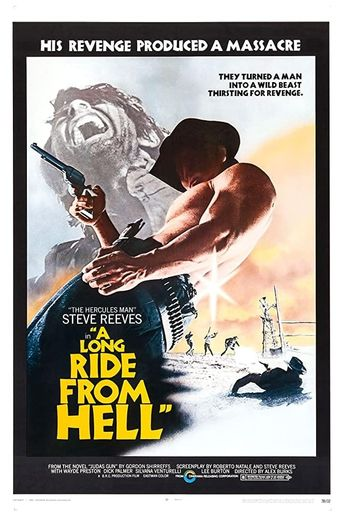 A Long Ride from Hell Poster