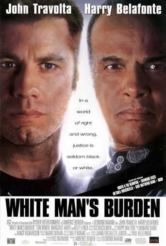 White Man's Burden Poster