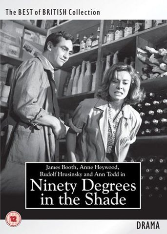 Ninety Degrees In The Shade Poster