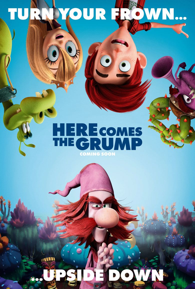 A Wizard's Tale Poster