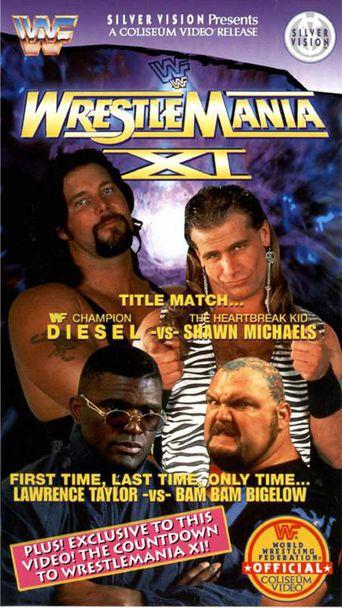 WWE WrestleMania XI Poster