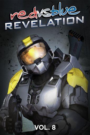 Red vs. Blue - Vol. 08: Revelation Poster