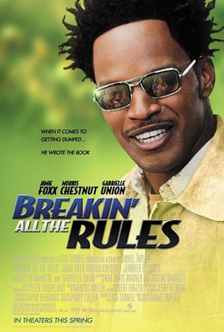 Breakin' All the Rules Poster